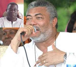 Death and Pain: Rawlings' Ghana  the inside story (Part 4)
